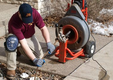 drain cleaning service in Santa Clarita