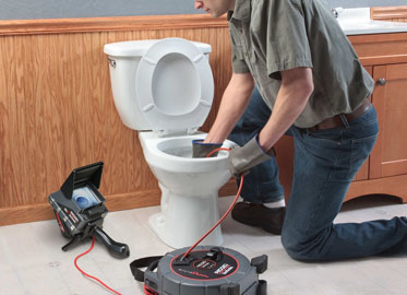 Sewer cleaning in Lancaster