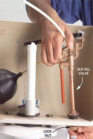 Toilet repair in Santa Clarita California